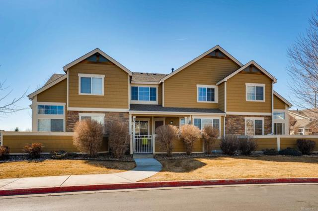 805 Summer Hawk Drive #50, Longmont, CO 80504 (MLS #6396555) :: 8z Real Estate
