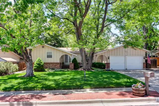 2541 S Yarrow Street, Lakewood, CO 80227 (#6396953) :: Colorado Home Finder Realty