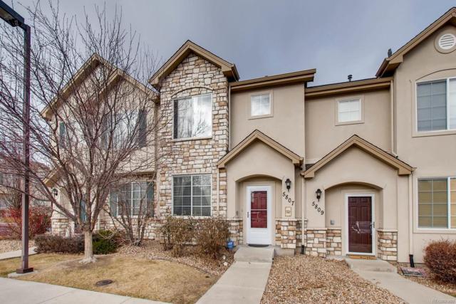 5807 E 127th Avenue, Thornton, CO 80602 (#6397768) :: House Hunters Colorado