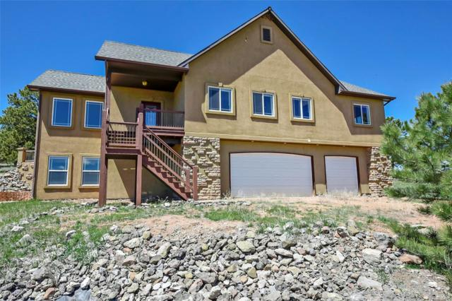 2413 County Rd 403, Florissant, CO 80816 (#6397806) :: Compass Colorado Realty