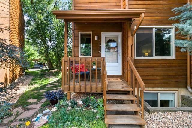 3316 34th Street, Boulder, CO 80301 (MLS #6397912) :: 8z Real Estate
