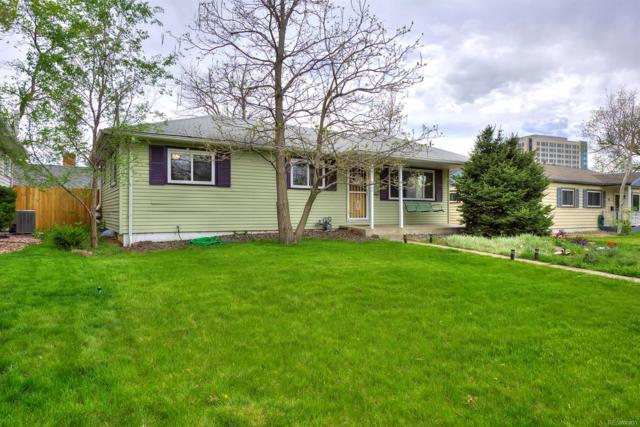 4560 E Bails Place, Denver, CO 80222 (#6398427) :: The Pete Cook Home Group