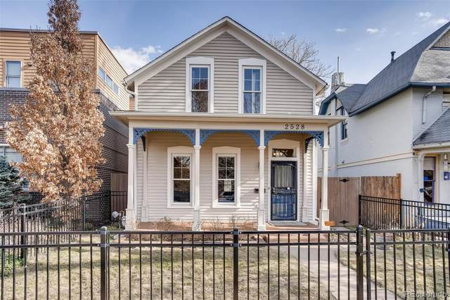2528 California Street, Denver, CO 80205 (MLS #6398605) :: 8z Real Estate