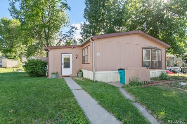 2626 W 1st Street, Greeley, CO 80631 (MLS #6398701) :: Bliss Realty Group