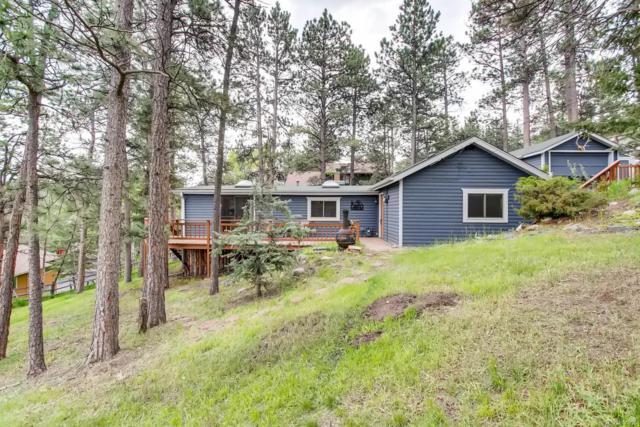 29873 Spruce Road, Evergreen, CO 80439 (#6398710) :: Wisdom Real Estate