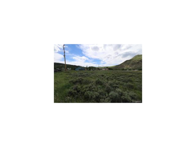 2nd, Hot Sulphur Springs, CO 80451 (#6399025) :: The DeGrood Team