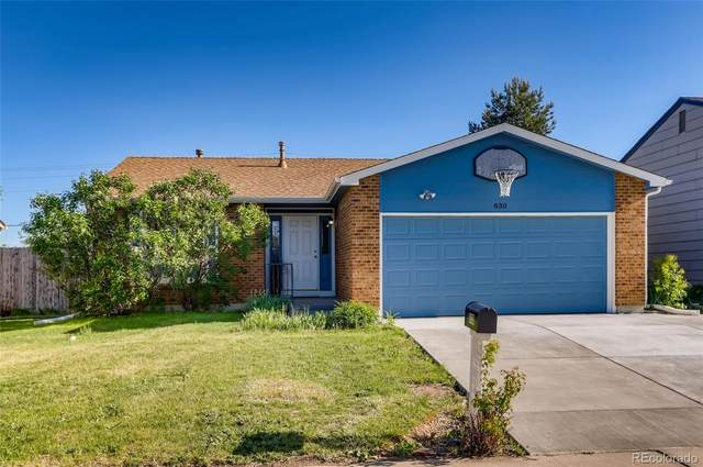 830 Centennial Drive, Bennett, CO 80102 (#6399117) :: Colorado Home Finder Realty