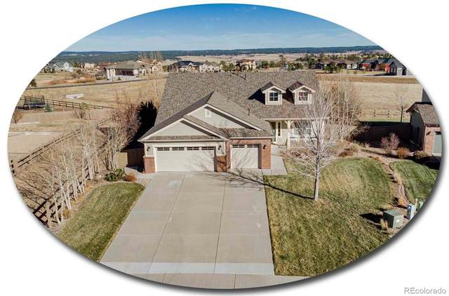 810 Ellsworth Court, Castle Rock, CO 80104 (#6399285) :: Mile High Luxury Real Estate