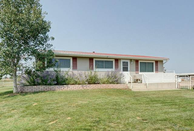 23795 County Road 35-, La Salle, CO 80645 (#6399338) :: The DeGrood Team