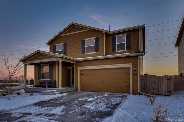 200 Mesa Avenue, Lochbuie, CO 80603 (MLS #6399372) :: 8z Real Estate