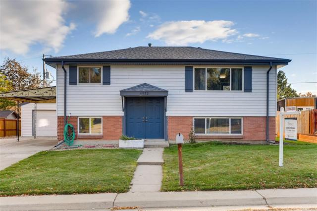 4932 W 61st Avenue, Arvada, CO 80003 (#6399409) :: The Galo Garrido Group
