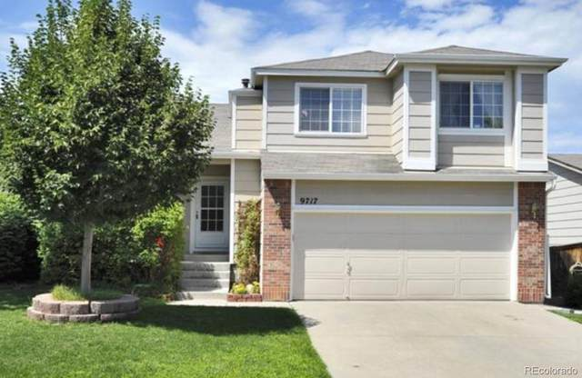 9717 Autumnwood Place, Highlands Ranch, CO 80129 (#6399773) :: The Dixon Group