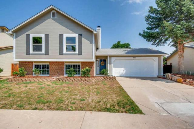338 Mulberry Circle, Broomfield, CO 80020 (#6399886) :: The Peak Properties Group