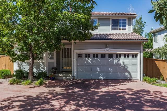 1528 Braewood Avenue, Highlands Ranch, CO 80129 (#6400057) :: The DeGrood Team