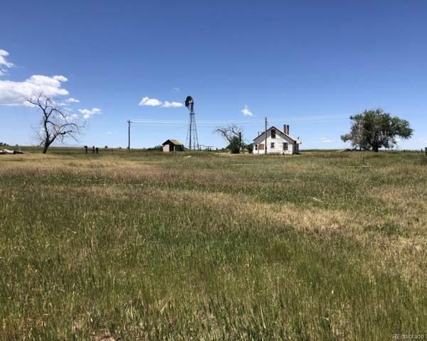 23554 County Road 33, Elbert, CO 80106 (#6400084) :: The Peak Properties Group