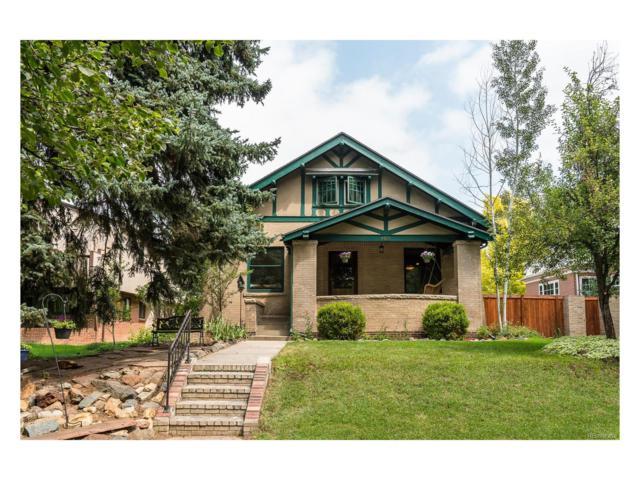 4325 E 17th Avenue Parkway, Denver, CO 80220 (MLS #6400527) :: 8z Real Estate
