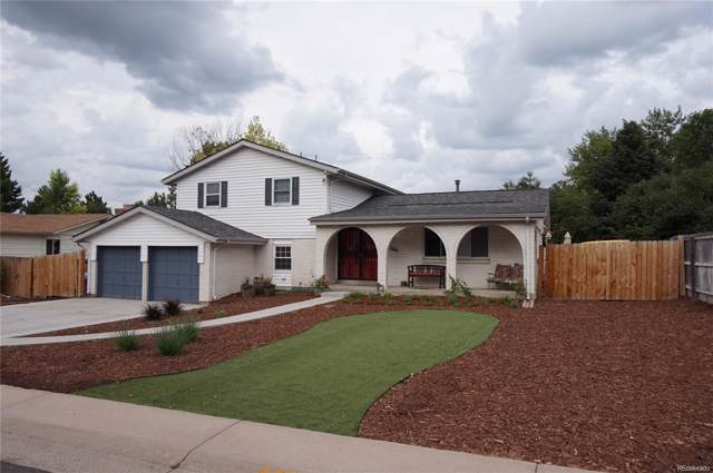 3366 S Chester Court, Denver, CO 80231 (#6400652) :: The HomeSmiths Team - Keller Williams