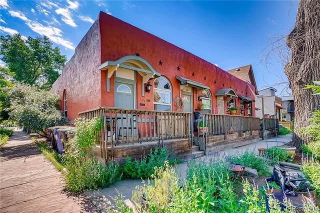 474 N Inca Street, Denver, CO 80204 (MLS #6400829) :: Find Colorado