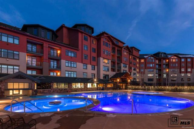 2300 Mt. Werner Circle #216, Steamboat Springs, CO 80487 (#6400900) :: Briggs American Properties