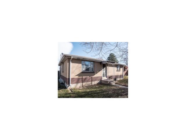 1650 S Franklin Street, Denver, CO 80210 (#6401052) :: Thrive Real Estate Group