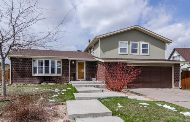 8055 W Ontario Place, Littleton, CO 80128 (#6401368) :: The Peak Properties Group