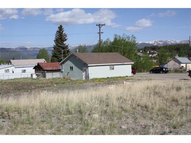1413 Poplar Street, Leadville, CO 80461 (MLS #6401523) :: 8z Real Estate