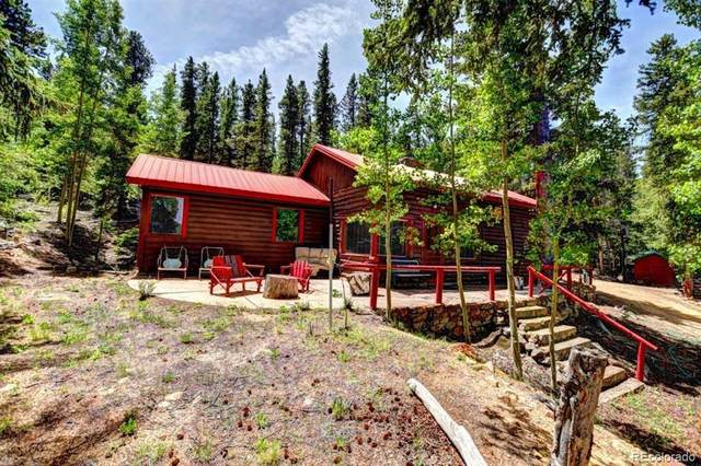 2071 County Road 58 L18, Grant, CO 80448 (#6401937) :: West + Main Homes
