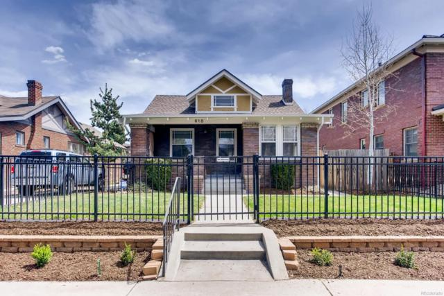618 S Gilpin Street, Denver, CO 80209 (#6402086) :: 5281 Exclusive Homes Realty