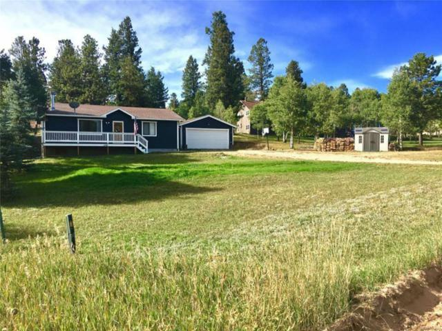 388 Pinon Road, Bailey, CO 80421 (MLS #6402134) :: 8z Real Estate