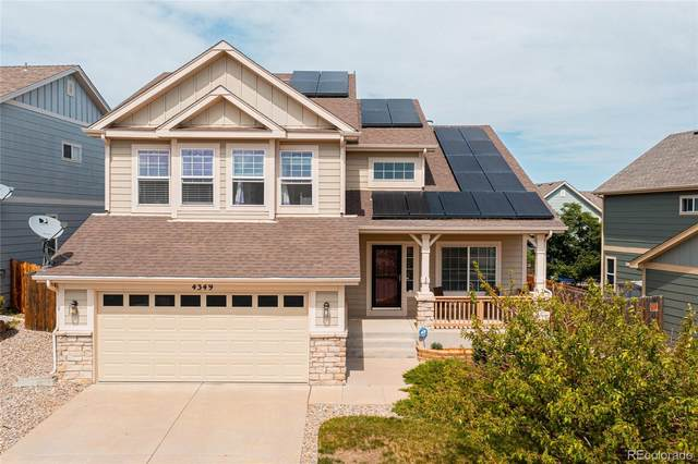 4349 Centerville Drive, Colorado Springs, CO 80922 (#6402172) :: The DeGrood Team