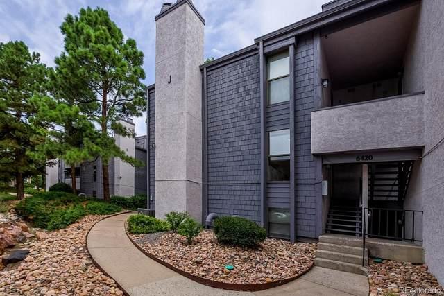 6420 S Dayton Street J05, Englewood, CO 80111 (#6402201) :: Kimberly Austin Properties