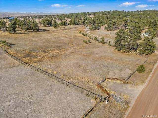 2649 Ponderosa Road, Franktown, CO 80116 (#6402208) :: The DeGrood Team