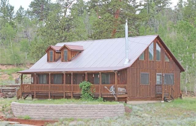 98 Pinto Trail, Como, CO 80456 (#6402220) :: Venterra Real Estate LLC