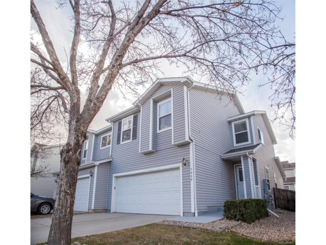 7939 S Kittredge Way, Englewood, CO 80112 (#6402320) :: The Griffith Home Team
