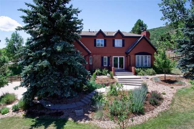 23 Tamarade Drive, Littleton, CO 80127 (MLS #6402408) :: 8z Real Estate