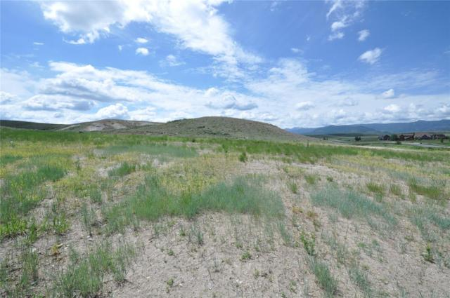 704 Saddle Ridge Circle, Granby, CO 80446 (#6402651) :: The HomeSmiths Team - Keller Williams