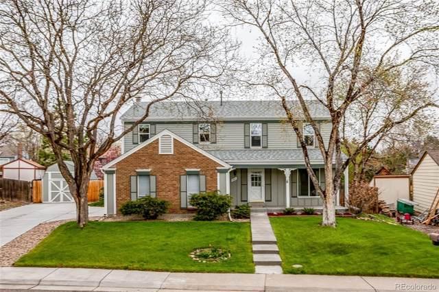 4681 S Vivian Street, Morrison, CO 80465 (#6402893) :: Mile High Luxury Real Estate