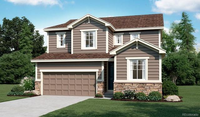 3929 White Leaf Place, Castle Rock, CO 80108 (#6403169) :: The Peak Properties Group