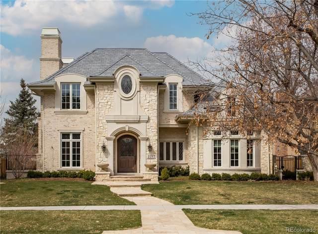 2217 S Cook Street, Denver, CO 80210 (#6403625) :: Finch & Gable Real Estate Co.
