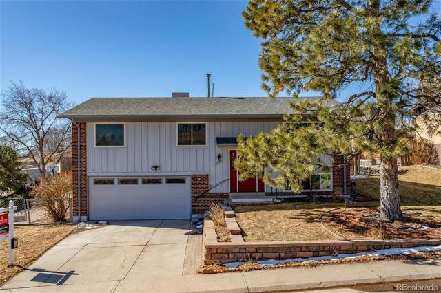 12800 W Asbury Place, Lakewood, CO 80228 (#6403959) :: The Gilbert Group