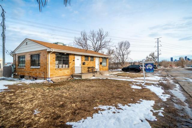 5060 Logan Street, Denver, CO 80216 (#6404380) :: The Heyl Group at Keller Williams