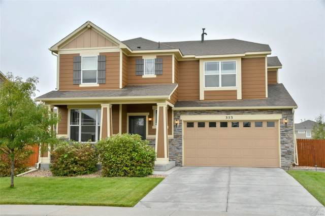 353 Zuniga Street, Brighton, CO 80601 (MLS #6404409) :: 8z Real Estate
