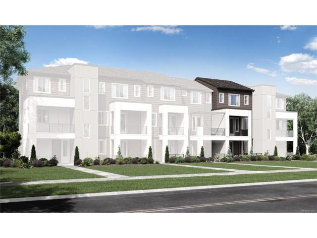 4220 E Warren Avenue #5, Denver, CO 80222 (MLS #6404484) :: 8z Real Estate