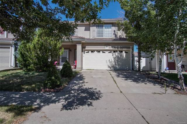 21515 E 43rd Place, Denver, CO 80249 (MLS #6404592) :: 8z Real Estate