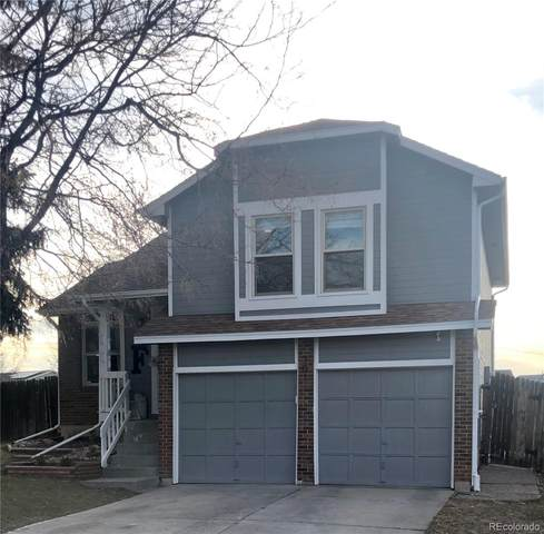 701 Howe Street, Castle Rock, CO 80104 (MLS #6404692) :: 8z Real Estate
