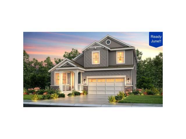 8813 Sassafras Street, Parker, CO 80134 (MLS #6405058) :: 8z Real Estate