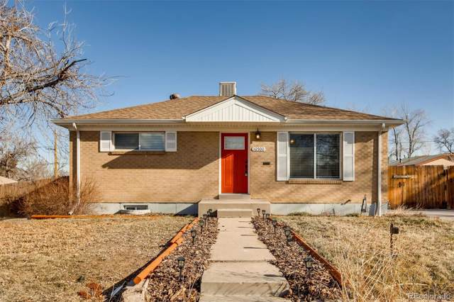 10500 Marion Street, Northglenn, CO 80233 (MLS #6405200) :: Colorado Real Estate : The Space Agency