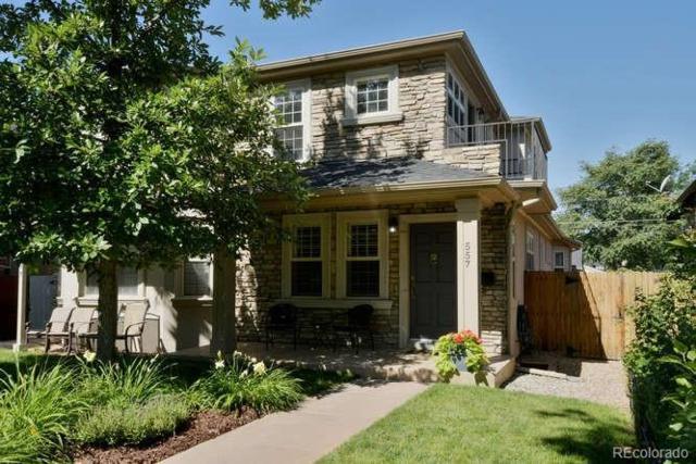 557 S Clarkson Street, Denver, CO 80209 (#6405449) :: The HomeSmiths Team - Keller Williams