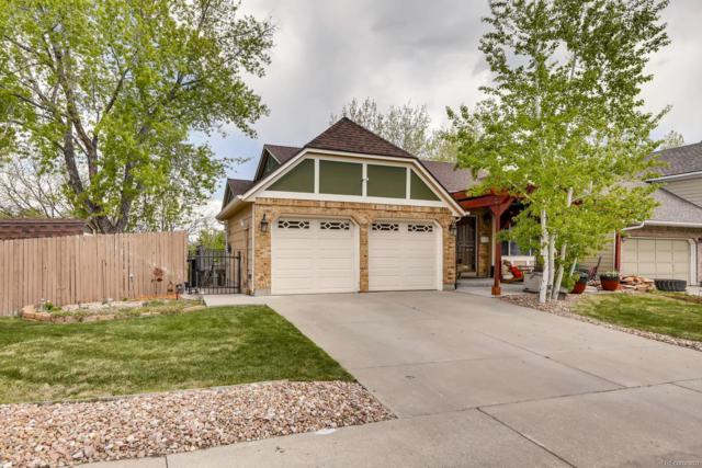 13785 W 64th Place, Arvada, CO 80004 (#6405455) :: The Healey Group