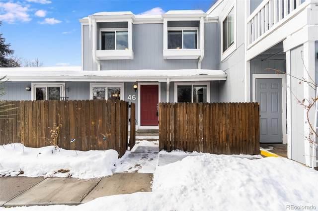 2557 S Dover Street #46, Lakewood, CO 80227 (MLS #6405692) :: 8z Real Estate